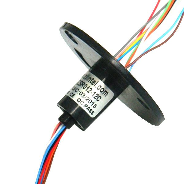 导电滑环的加工工艺应该怎么提高?