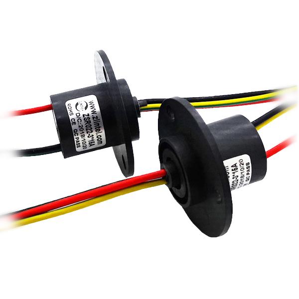 滑环和小集电环是不是一样?有区别吗?